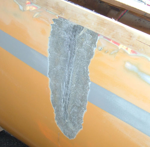 dinghy parts and repairs